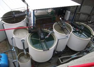 Reforço de Potência de Salamonde (Estação de Tratamento de Águas Industriais)