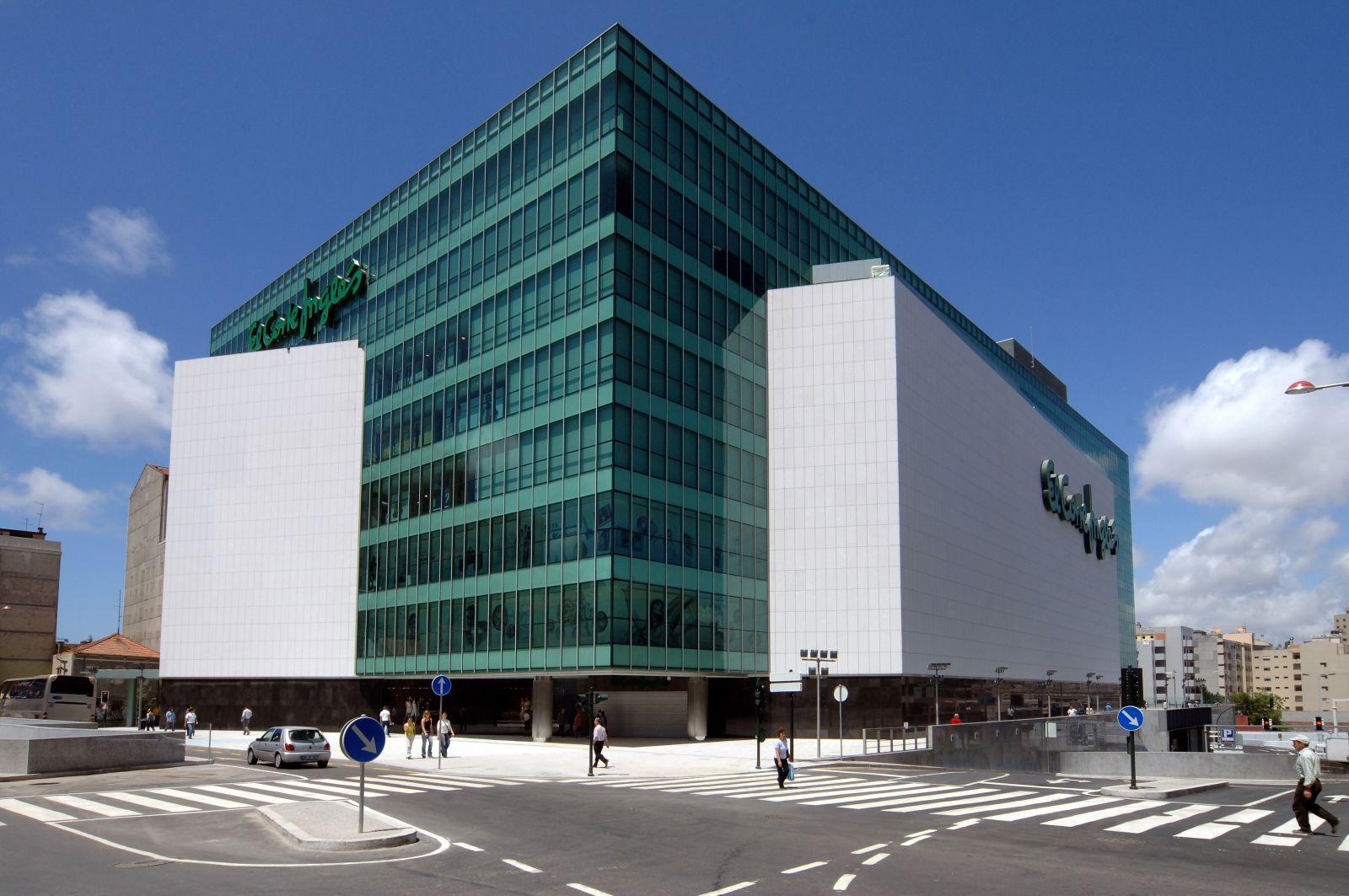 El Corte Ingles Lisboa ~ Cesped Artificial El Corte Ingles