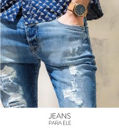 Jeans Homem