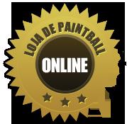Loja de Paintball Online