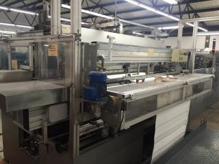 MAGETRON HEMMING , MODEL MITHO 2002 HP/A