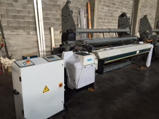 TERRY VAMATEX LOOMS, MODEL SP1151 ES 2,60M YEAR 1999