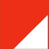 Vermelho/Branco(81167)