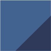 (1) Dark Blue/Light Blue