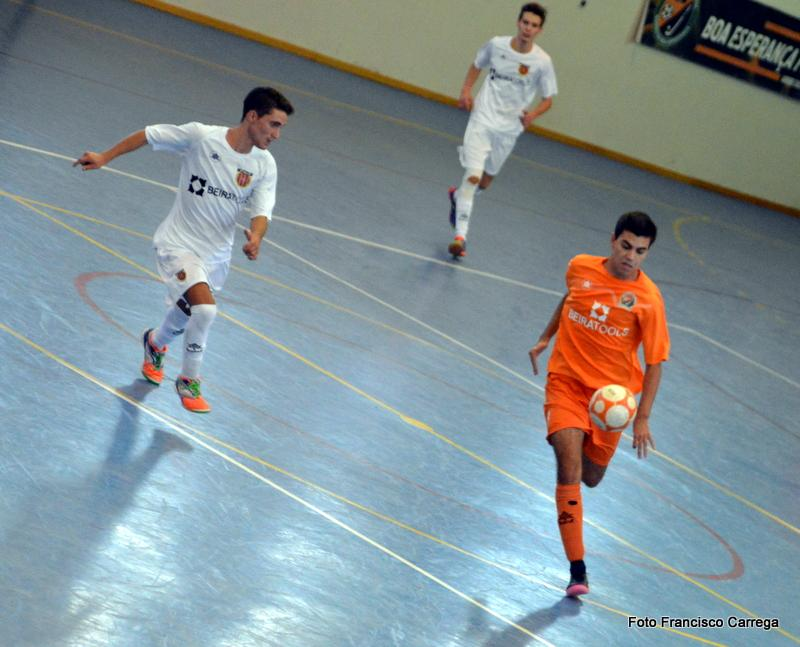 Futsal  Júnior de 17 anos estreia-se na Boa Esperança e08b546ad1db5