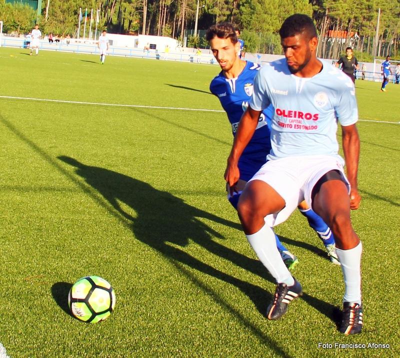 Juniores em Oleiros podem fechar Alvalade por três jogos — Sporting