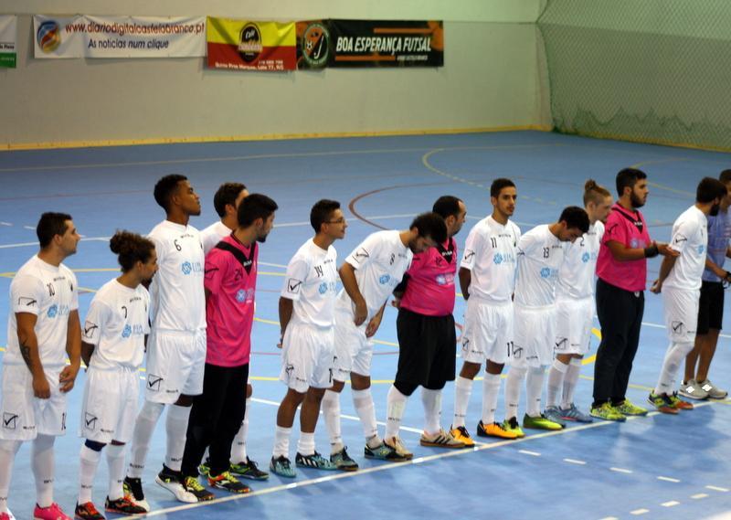 Futsal  Distrital de Castelo Branco com (apenas) 6 equipas em seniores 57239368904fd