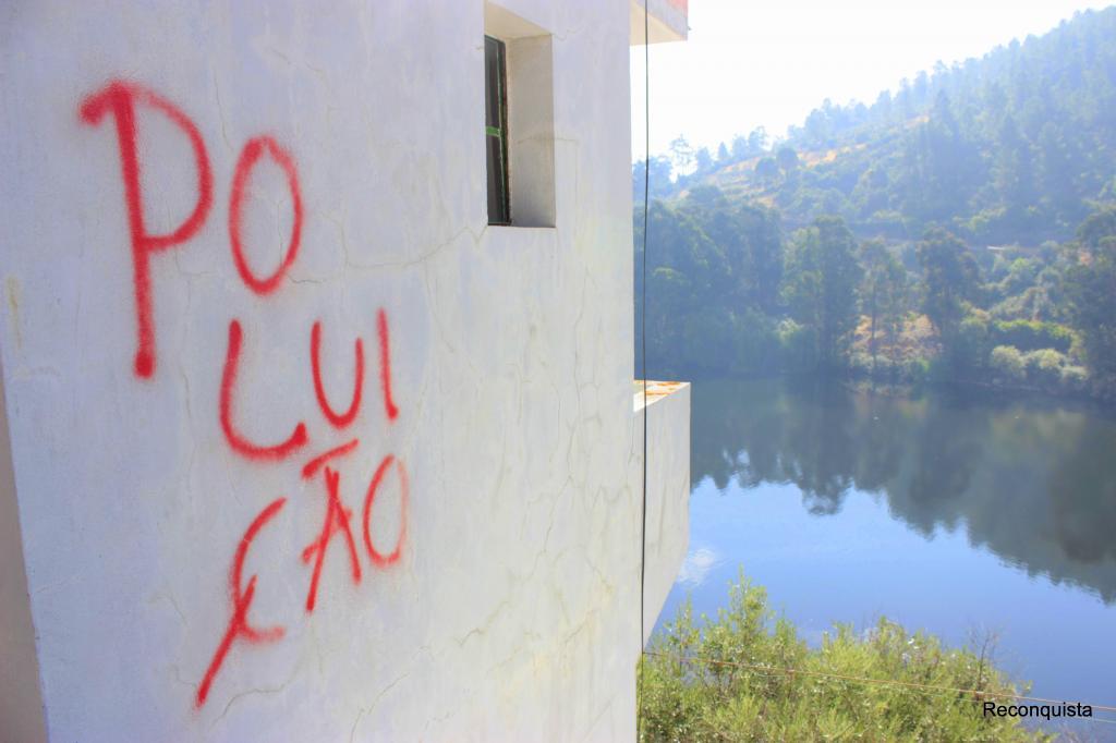 Celtejo está a ser investigada pelo MP devido a poluição no Tejo