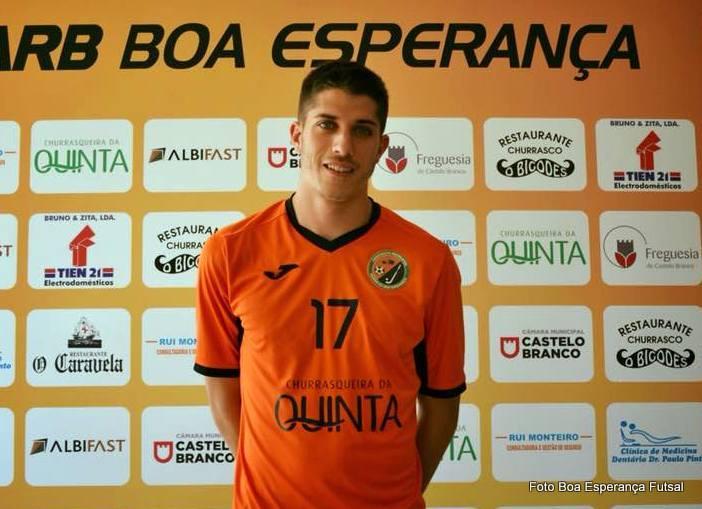 Futsal  A  manita  de Fábio Mota no jogo da Boa Esperança 2498d661d04c6
