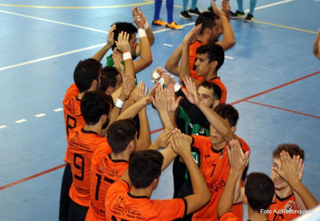 Futsal  Dérbi entre Boa Esperança e Cariense teve todos os ingredientes 3baf5dc850fa9