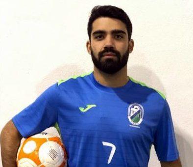 Futsal  Diogo Ferreira é reforço do Ladoeiro 90d6940bce645