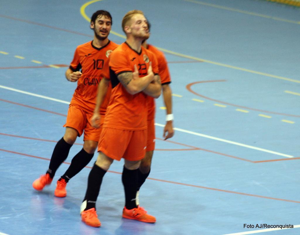 Futsal  Boa Esperança disparou na 2.ª parte 3ac000ee06260