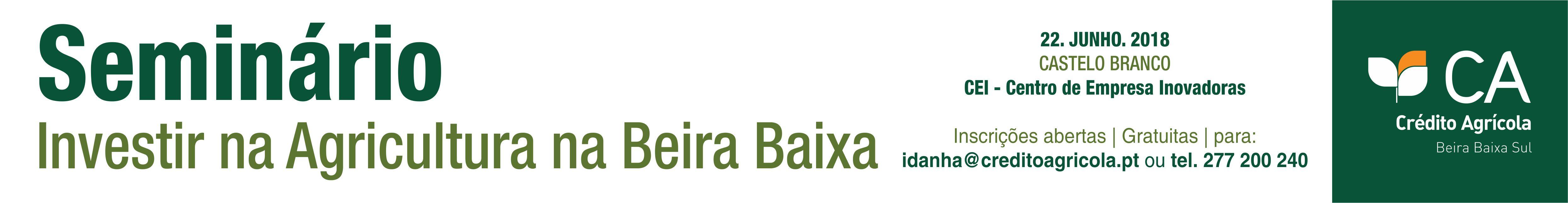 Seminário Caixa Crédito Agrícola