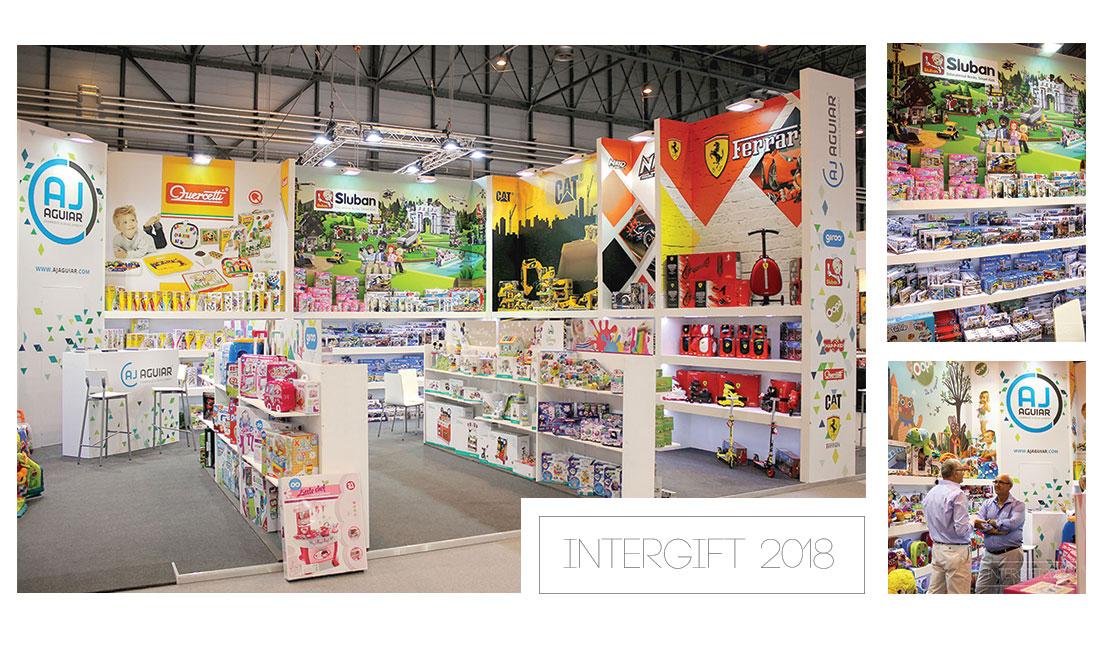 2c668934d733 Intergift 2018 » Photo Gallery   Brinquedos, Papelaria, Moda e ...