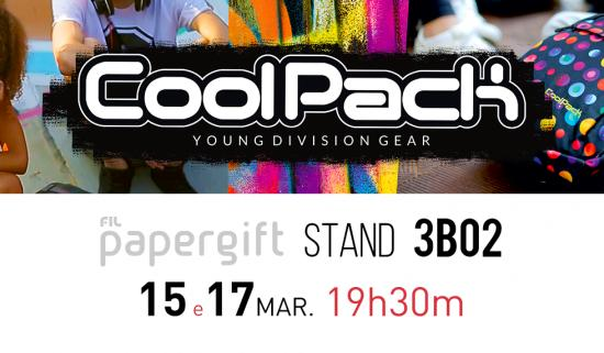 Invitation Official Launch CoolPack PT