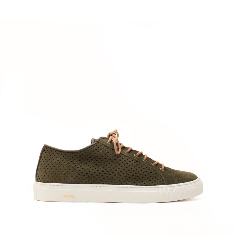 STEVE SUEDE CATO GREEN