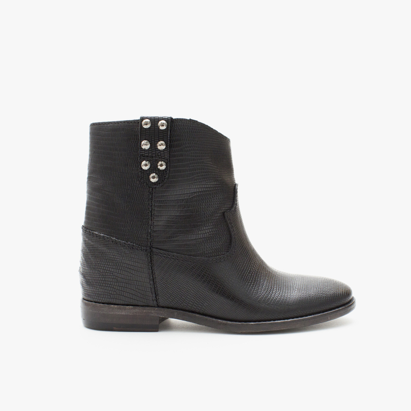 ELIZABETH LEATHERST BLACK