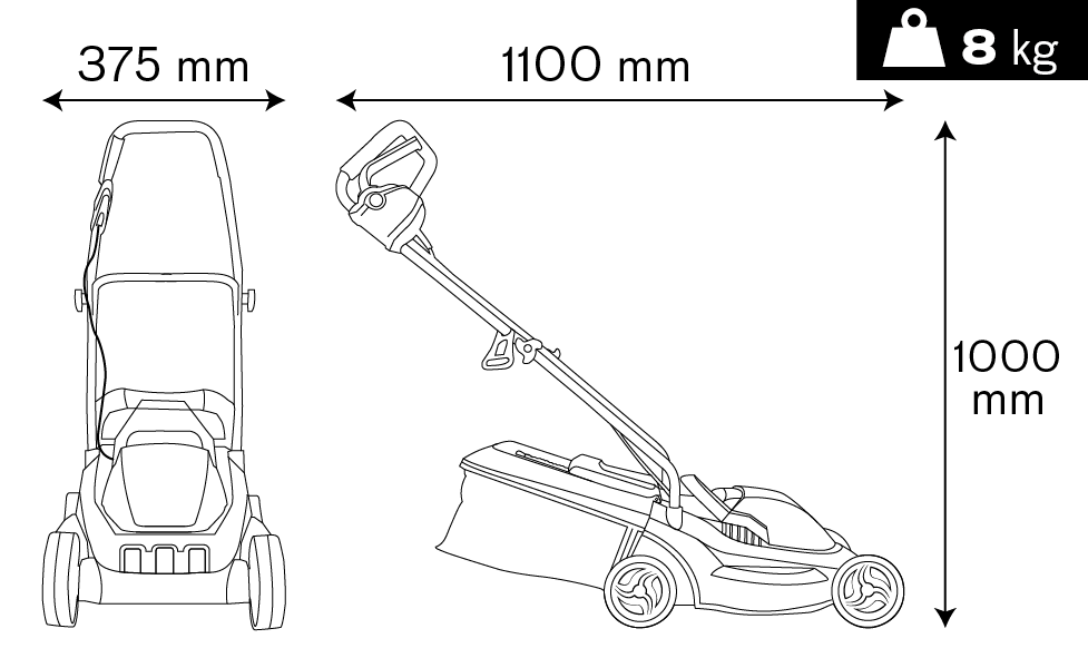 Desenho técnico do produto