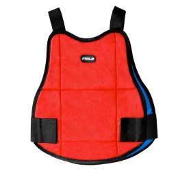 Chest Protector Field Reversible Blue/Red Kids