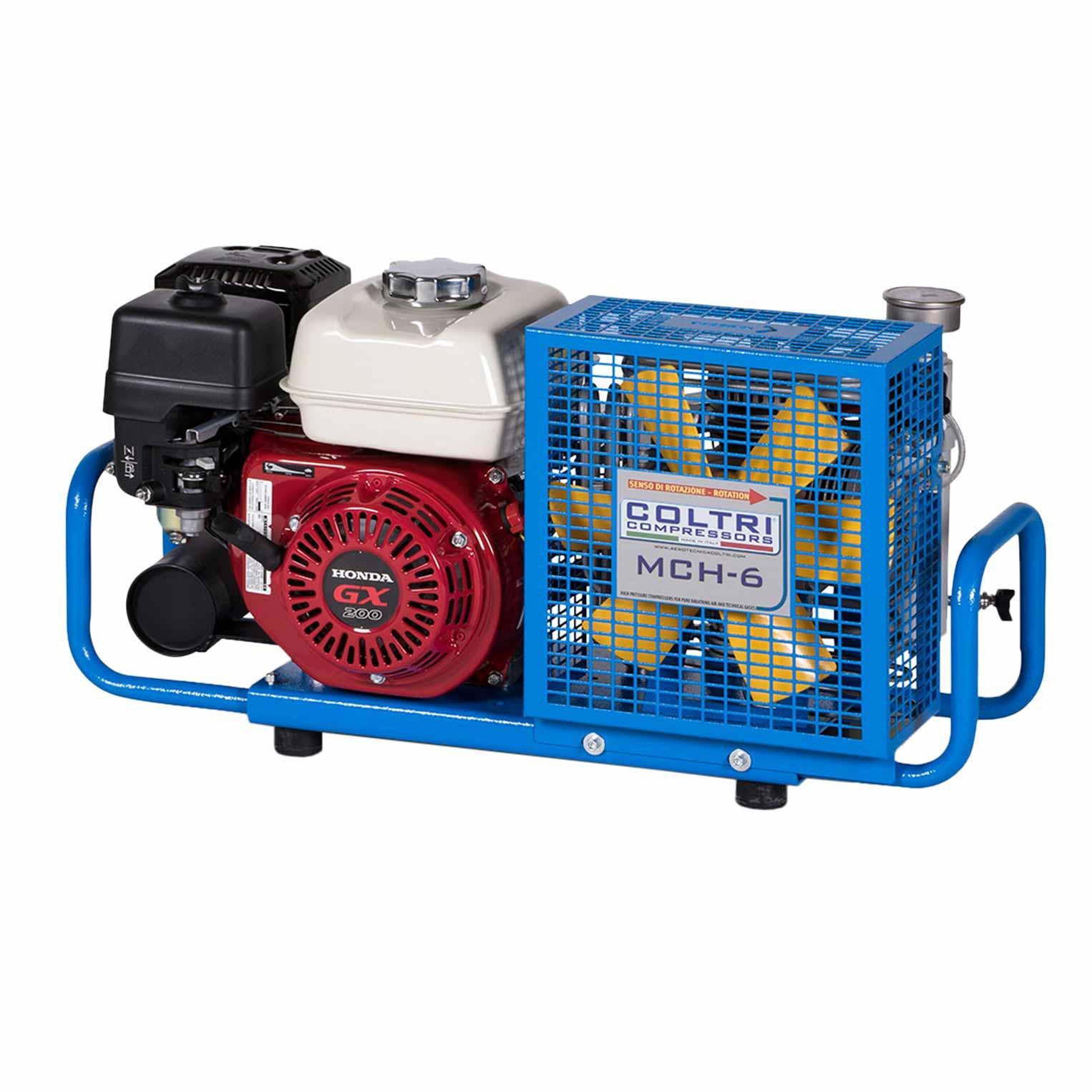 Compressor Coltri MCH6 Gasoline 225Bar