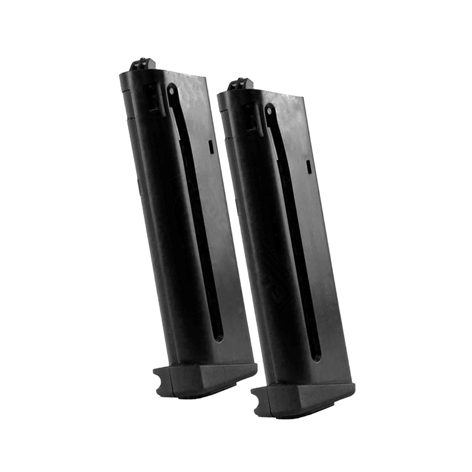 TiPX Tru-Feed Magazine 7 ball 2-Pack