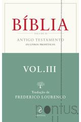 Bíblia - Volume III
