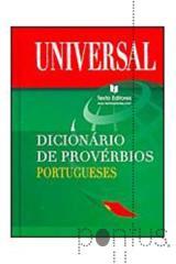 Dicionário universal de provérbios Portugueses