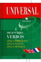 Dicionário verbos portugueses/franceses/ingleses