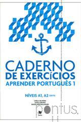 Caderno de exercícios aprender português A1/A2