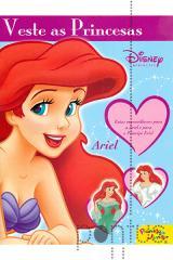 Veste as princesas - ariel