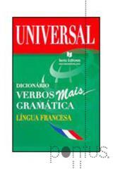 Dicionário universal verbos + gramática Francês