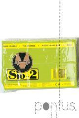 Argila sio-2 vermelho 1.5 kg.