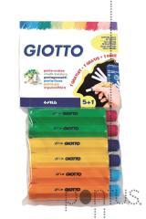 Porta giz Giotto em blister c/6un ref.692300