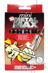 Marcador mini metal max 539mz10s