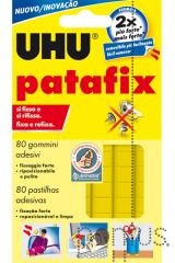 Massa adesiva amarela (80 unid.) (UHU Patafix)