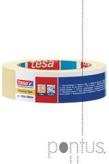 Fita Tesakrepp proteção pintura 4323 lisa 50mx19mm