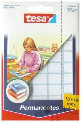 Etiquetas Tesa permanentes 5199 branco 13x19mm
