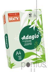 Papel Rey Adagio 80g A4 500f verde (P-09)