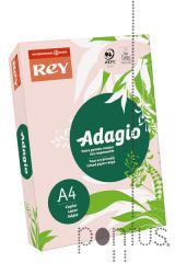 Papel Rey Adagio 80g A4 500f rosa (P-07)