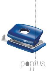 Perfurador Rapid FC10 (10f) azul