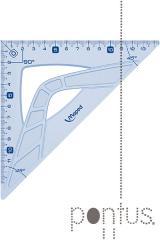Esquadro Maped graphic 45º 21cm