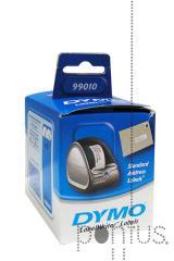 Rolo etiquetas Dymo LabelWriter 89x28mm p/direção