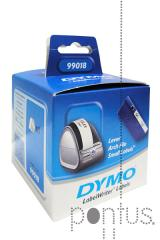 Rolo etiquetas Dymo LabelWriter 190x38mm p/pasta