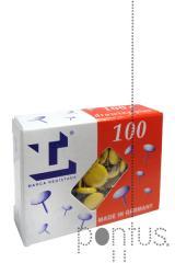 Pioneses lismania amarelo cx.100