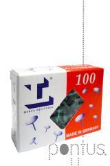 Pioneses lismania verde escuro cx.100