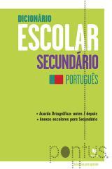 Dicionário escolar de Língua Portuguesa Secundário