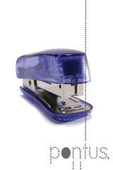 Mini agrafador Rapesco Bug (12f) cores sortidas