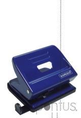 Perfurador Rapesco metálico 820 (22f) azul
