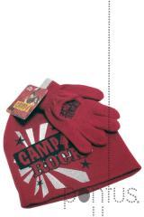 Conjunto gorro+ luva Camp Rock ref.009H09F4122
