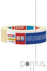 Fita Tesakrepp proteção pintura 4323 lisa 50mx25mm